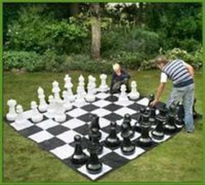 Giant Chess Game rental Austin, TX
