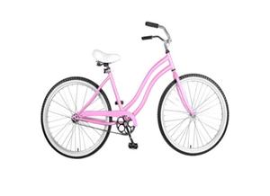 Ladies Pink Schwinn Bike Cruiser rental Austin, TX