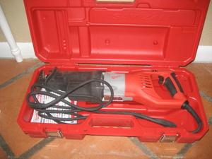 15 Amp Super Sawzall Recip Saw 6538-21 rental Austin, TX