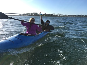 Kayak For Rent (Tandem/double Kayak) rental San Diego, CA