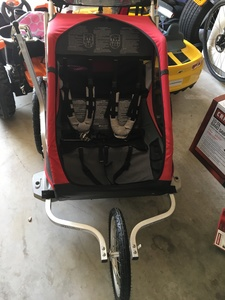 Bike Trailer rental Austin, TX