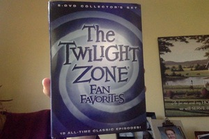 The Twilight Zone Fan Favorites DVDs rental Chicago, IL