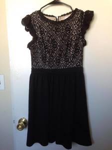 Black Evening Dress rental San Francisco-Oakland-San Jose, CA