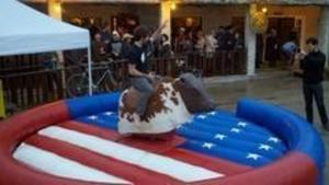 Mechanical Bull rental Austin, TX