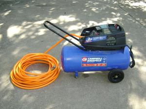 Air Compressor w/ Hose rental Austin, TX