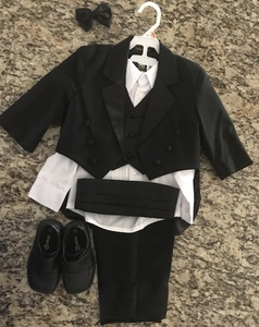 Boys Tuxedo - 2T rental Dallas-Ft. Worth, TX