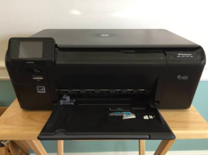 New Black HP Photosmart Printer D110 W/ Scanner  rental Boston, MA-Manchester, NH