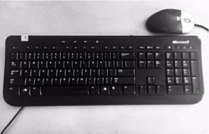 Microsoft Keyboard and Mouse rental Boston, MA-Manchester, NH