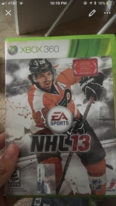 Xbox 360 Games: Call of Duty and NHL 13 rental Boston, MA-Manchester, NH