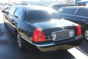 Lincoln Limousine rental Austin, TX
