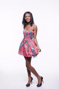 Sans Souci Printed Dress rental Albany, GA