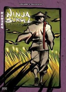 Ninja scrolls the sears Volume 3 rental St. Louis, MO