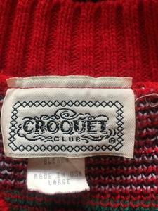 Vintage Christmas Sweater rental Los Angeles, CA