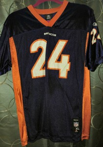 Ladies Champ Bailey Broncos Jersey XL rental New York, NY