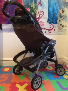 Comfortable, smooth and easy to handle stroller rental New York, NY
