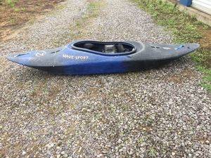 Wavesport Z Kayak rental Chattanooga, TN
