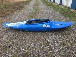 Dagger Vengeance Kayak rental Chattanooga, TN
