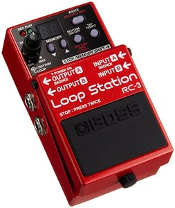 BOSS Audio RC-3 Loop Station Pedal rental Chicago, IL