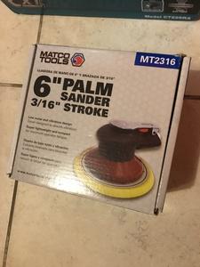 """""""6 palm sander rental Chicago, IL"""