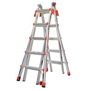 22' Multi-Position Ladder rental Chattanooga, TN
