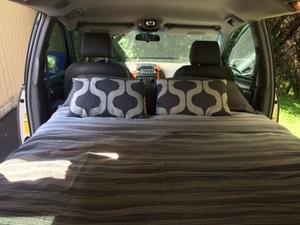 Minivan Camper Van rental Austin, TX