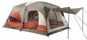 Spacious 2-Room Family Cabin Tent rental Seattle-Tacoma, WA
