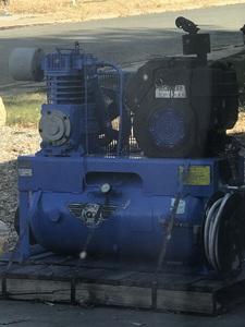 Quincy air master compressor rental Salt Lake City, UT