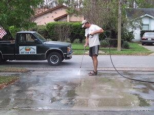 Pressure Washing Machine rental Orlando-Daytona Beach, FL