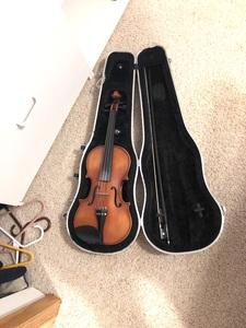 4/4 Amati violin  rental Minneapolis-St. Paul, MN