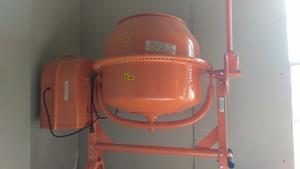 concrete mixer rental Houston, TX