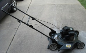 Lawn Mower rental Austin, TX