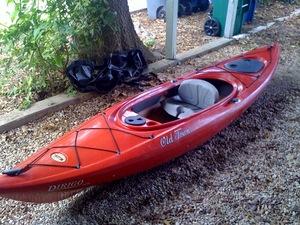 Kayak rental Austin, TX