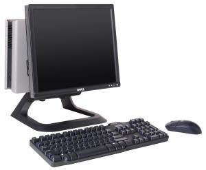 Computer - desktop computer for rent - Dell rental New York, NY