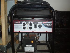 Generator rental Houston, TX