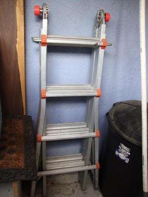 Multi Purpose Ladder rental Los Angeles, CA