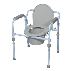 Drive Medical Folding Bedside Commode Seat with Co rental San Francisco-Oakland-San Jose, CA
